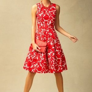 👗Talbots Floral Dress with Pockets